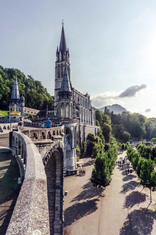 Lourdes-Francia