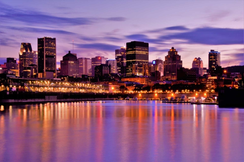 Montreal-Quebec-Canada