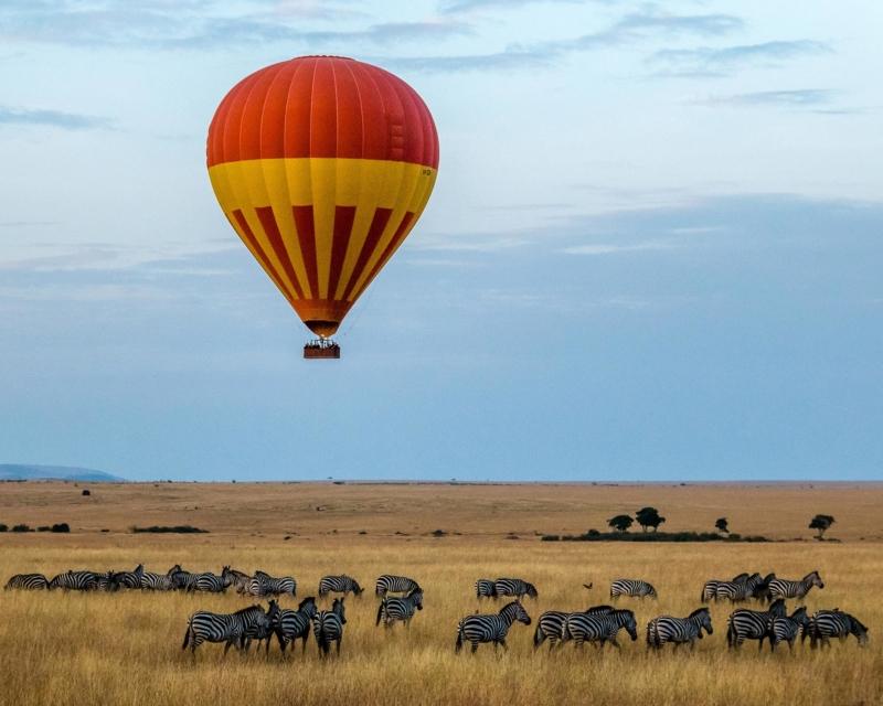Reserva Nacional Masai Mara